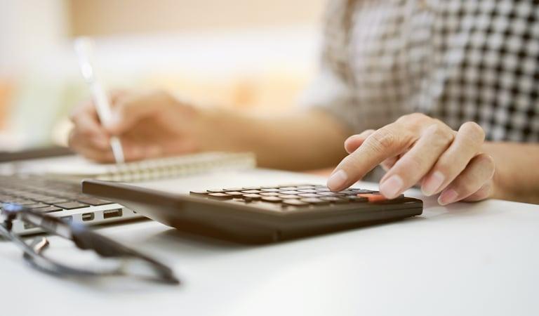 calculating energy bill