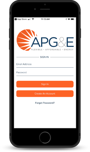 APG&E electricity utility company referral program
