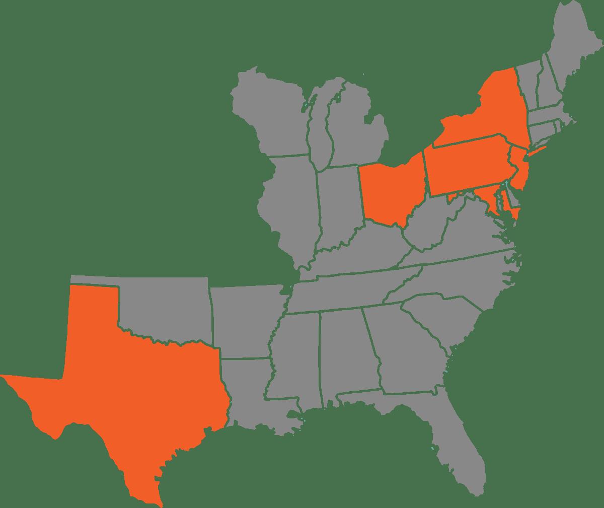 service states