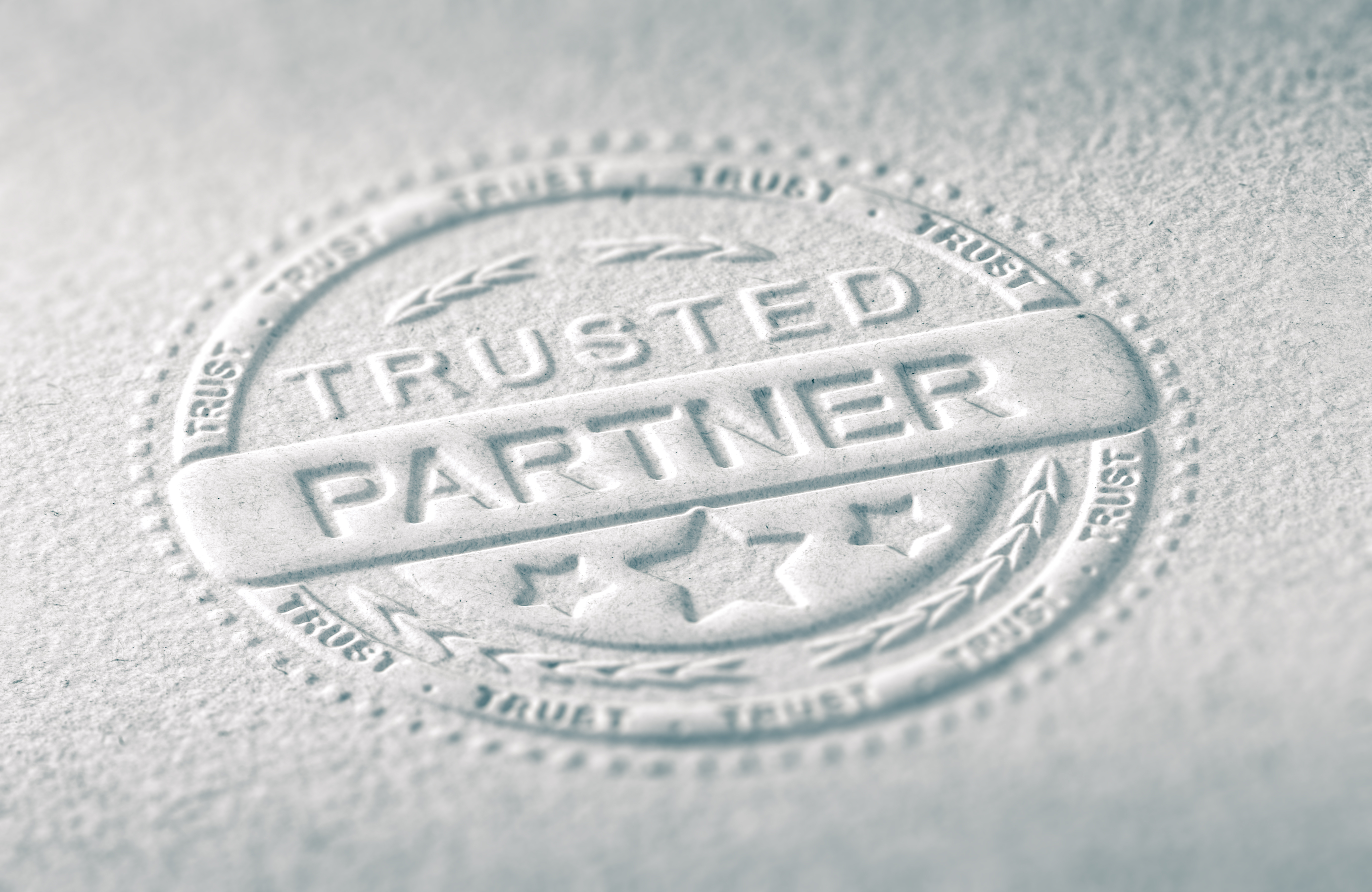 Trusted Partner Seal Image